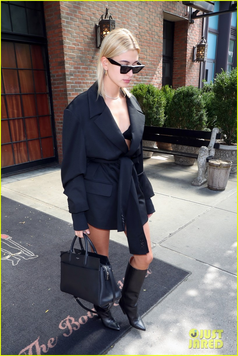 kendall jenner gigi and bella hadid show off their nyfw street style 11