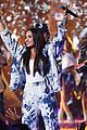 demi lovato jet sets for surprise iheartradio performance 13