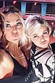 lindsay arnold jenna johnson witney carson friendship excl 06