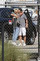 scott disick sofia richie grab coffee before flying out of town 29