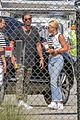 scott disick sofia richie grab coffee before flying out of town 33