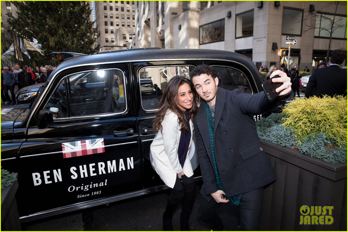 kevin jonas danielle jonas ben sherman taxis sophie join family quotes 09