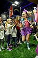 jojo siwa takes the stage at nfl play 60 kids day 13