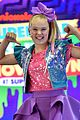 jojo siwa takes the stage at nfl play 60 kids day 17