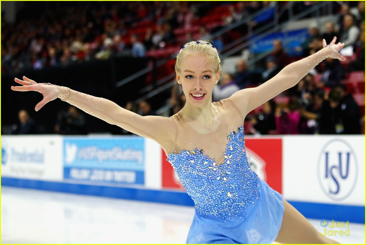bradie tennell olympic debut again tonight 01