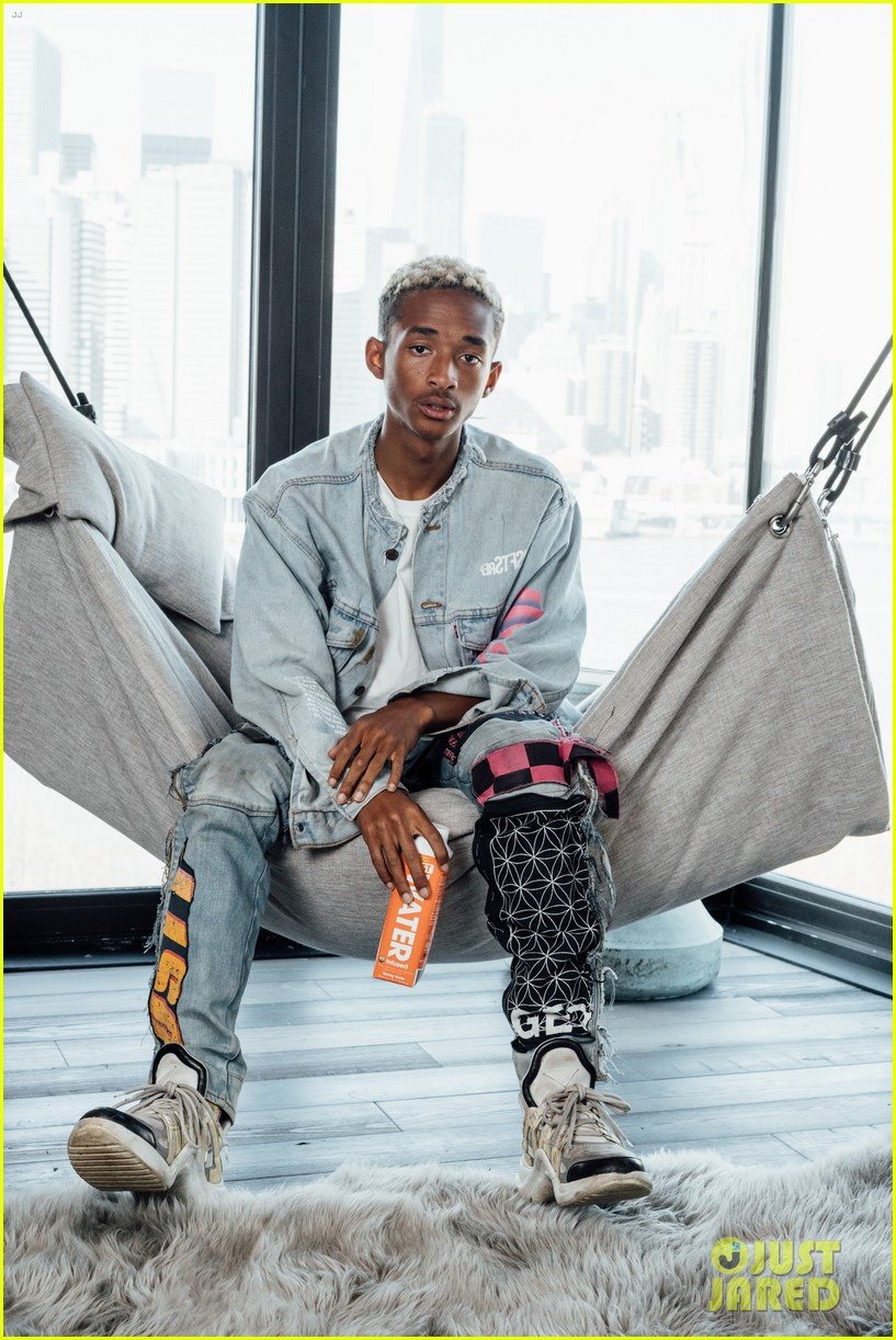 jaden smith launches new just water 07