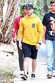 nick jonas meets up with brother joe in australia 12