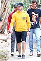 nick jonas meets up with brother joe in australia 32