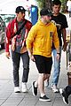 nick jonas meets up with brother joe in australia 56