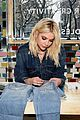 ashley benson shops ae denim studio nyc 06
