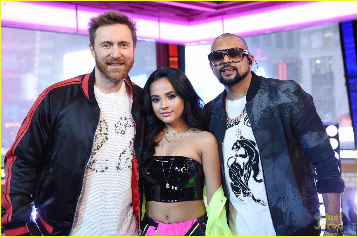 becky g sean paul gma performance pics 01