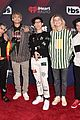 prettymuch cnco iheart awards red carpet 02