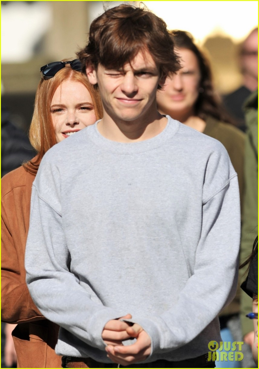 Full Sized Photo Of Ross Lynch Working On Chilling Adventure Sabrina 02 Ross Lynch Is Already Working On The Chilling Adventures Of Sabrina Just Jared Jr