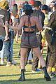 vanessa hudgens goes boho chic in paisley kimono at coachella 18