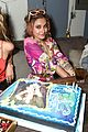 paris jackson birthday party chris brown 18