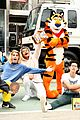 prettymuch recreate beatles abbey road photo tony the tiger 06