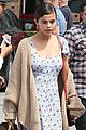 selena gomez heads to chuch easter 06