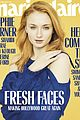 sophie turner talks engagement mc fresh faces 01