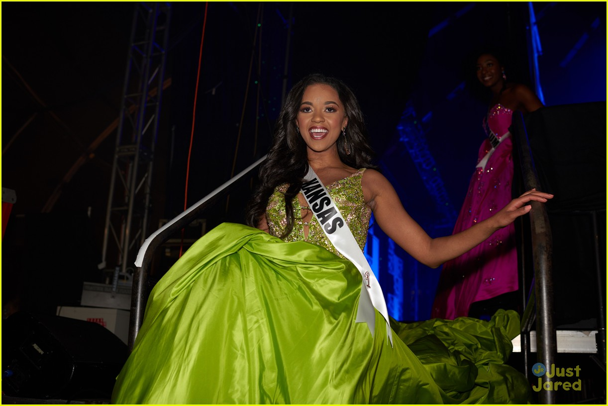 hailey colborn crowning moment miss teen usa 17