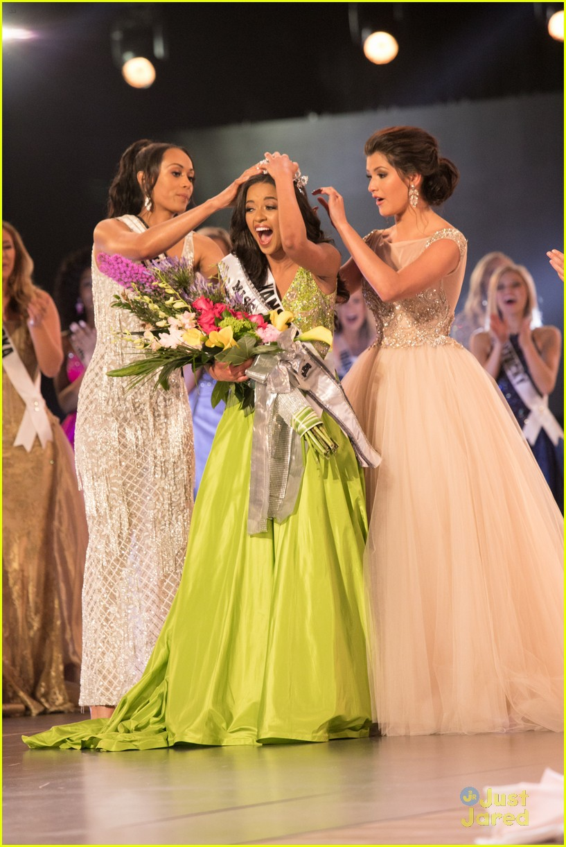 hailey colborn crowning moment miss teen usa 45