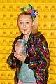 jojo siwa dunkin donuts event hair down quote 22