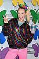 jojo siwa dunkin donuts event hair down quote 38