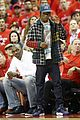 kylie jenner travis scott houston rockets game may 2018 02