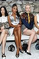 sophie turner laura harrier lv cruise laughs dinner 03