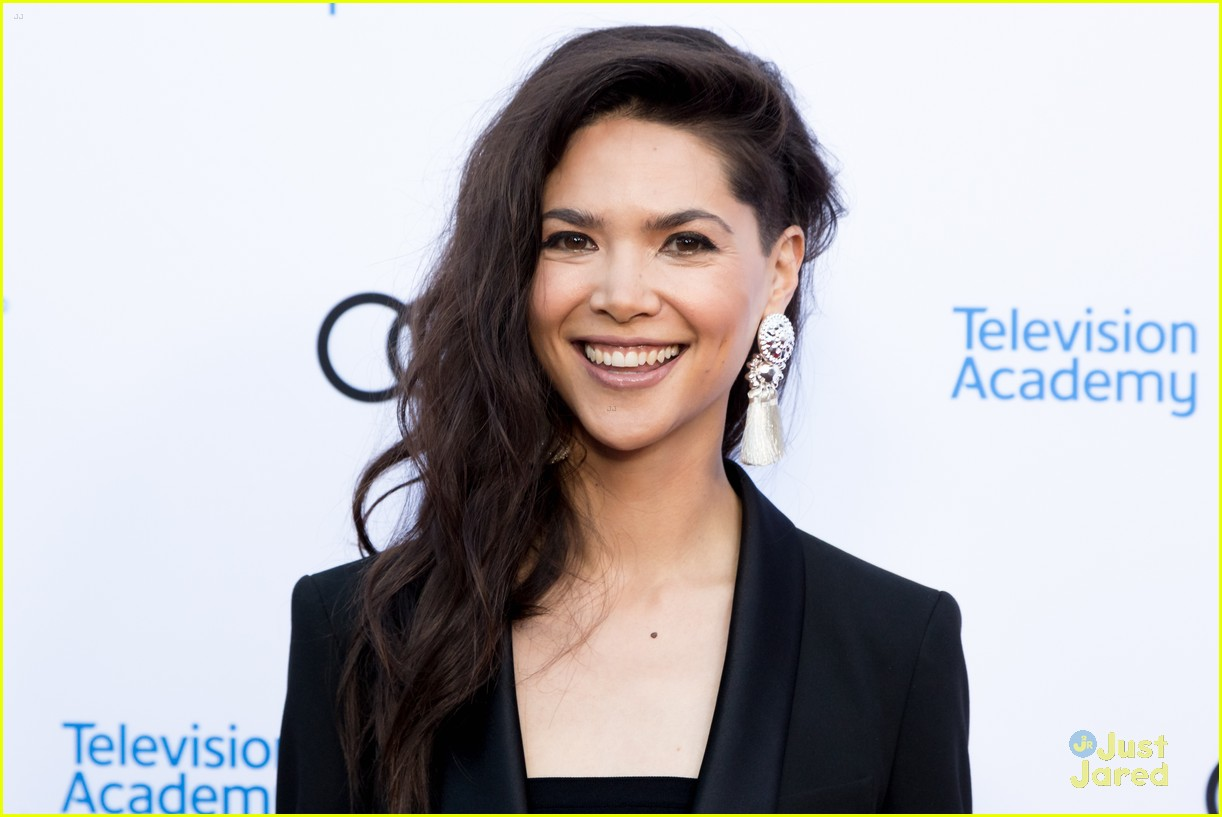 andi mack cast tv academy honors red carpet 20
