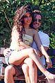 camila cabello and boyfriend matthew hussey share a kiss in barcelona 06