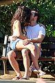 camila cabello and boyfriend matthew hussey share a kiss in barcelona 23