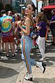 victoria justice shows her colors at nyc pride parade 2018 03