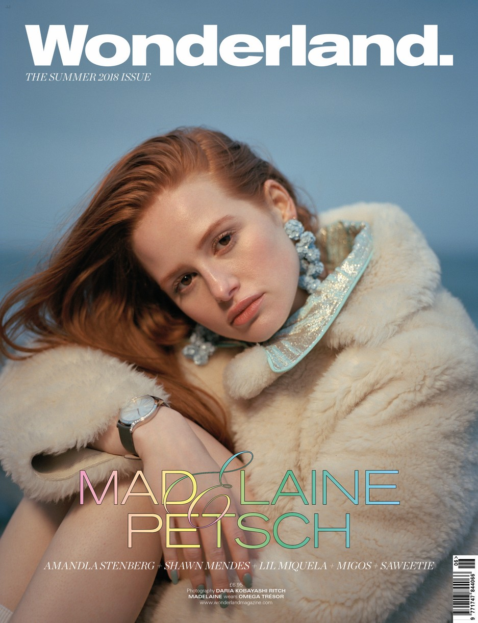 madelaine petsch wonderland summer cover 02