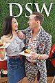 adam rippon mirai nagasu dsw block party pics 13