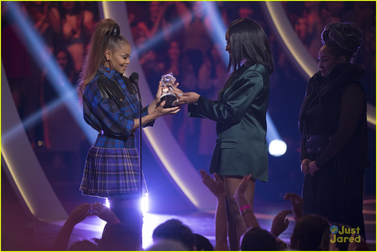 normani bet awards rdmas janet jackson impact award pics 05