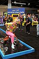 jojo siwa keeps it coloful while hanging with fans at vidcon 2018 05