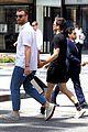 sam smith and boyfriend brandon flynn hold hands for shopping trip 05
