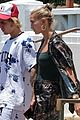 justin bieber shows off tattooed torso on vacation with hailey baldwin 27