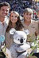 bindi irwin celebrates 20th birthday with koala cake 02