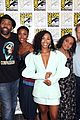 china mcclain blacklightning cast debut season 2 trailer comic con 22