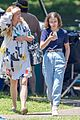 millie bobby brown sadie sink stranger things set 22