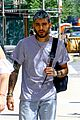 zayn malik blue hair nyc july 2018 05