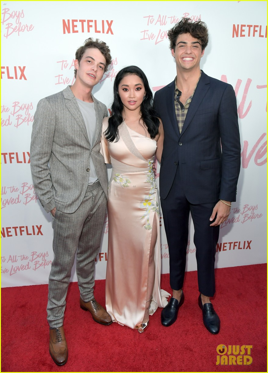 netflixs to all the boys ive loved before cast attends premiere 49