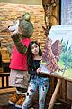jenna ortega great wolf lodge event 02