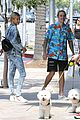 hailey baldwin wears denim outfit to church with justin bieber 30