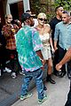 kylie jenner gives travis scott a kiss goodbye in nyc 18