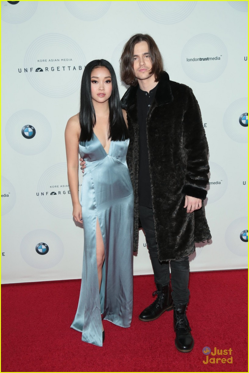 lana condor anthony bf writes love letters 01