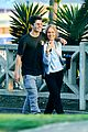 gregg sulkin new girlfriend michelle randolph flaunt pda 01