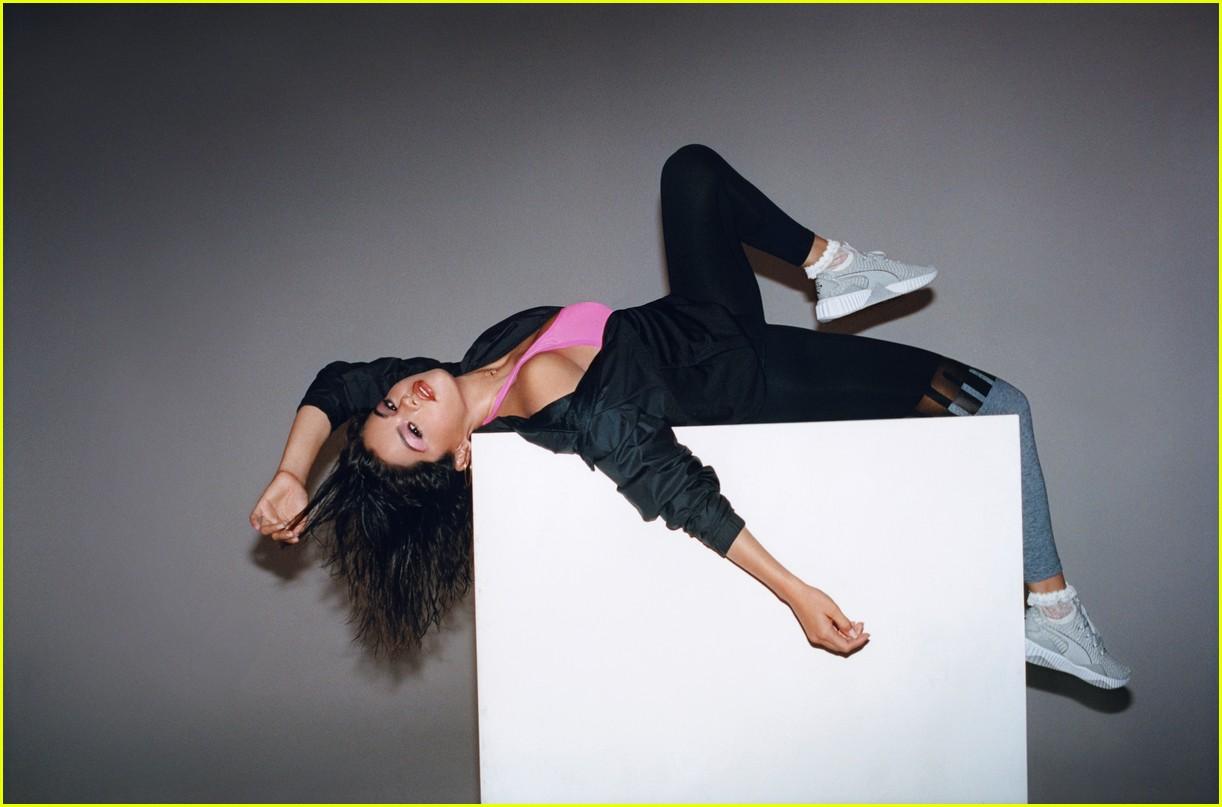 Selena Gomez \u0026 Puma's Defy x SG