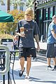 justin bieber brings starbucks along for his hike 37